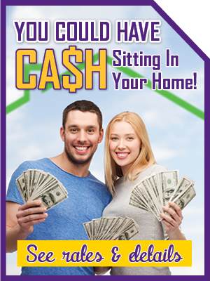cash sitting in your home